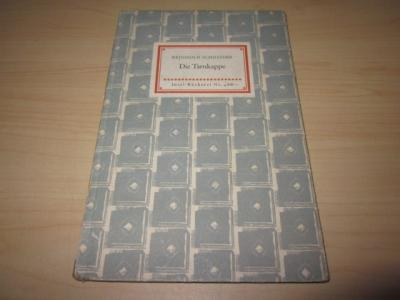 Die Tarnkappe. Insel-Bücherei Nr. 486: Schneider, Reinhold