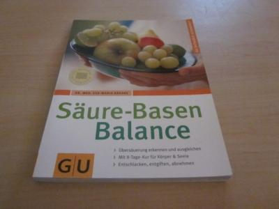 Säure-Basen Balance: Kraske, Eva-Maria