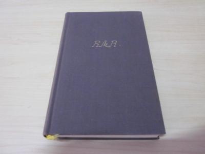 Frühe Erzählungen und Skizzen (= Werke. Auswahl: Rilke, Rainer Maria