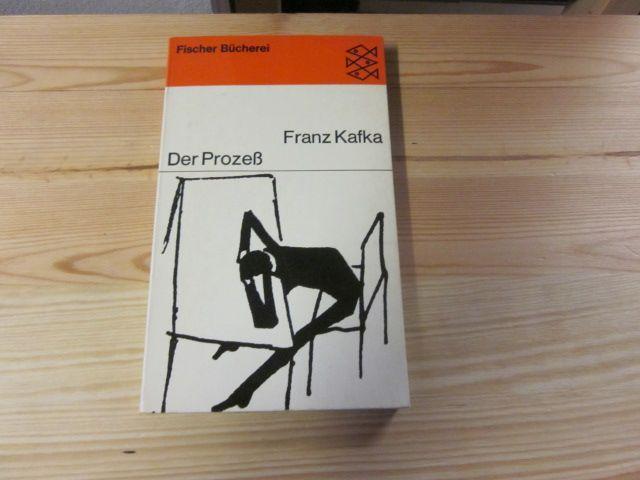 Der Prozess. Roman: Kafka, Franz