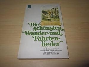 Die schönsten Wander-und Fahrtenlieder: Pössiger, Günter (