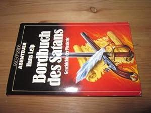 Bordbuch des Satans. Geschichte der Piraterie: Leip, Hans