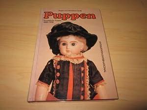 Puppen. Europäische Puppen 1800 - 1930: Cieslik, Jürgen und
