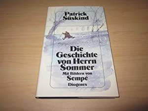 Die Geschichte von Herrn Sommer: Süskind, Patrick