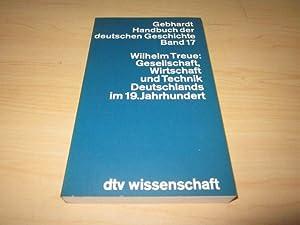 Gesellschaft, Wirtschaft und Technik Deutschlands im 19.: Treue, Wilhelm