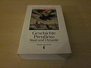 Geschichte Preußens. Staat und Dynastie: Heinrich, Gerd