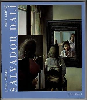 """Salvador Dali """"Ein Leben unter dem Licht: Pitxot, Antonio und"""