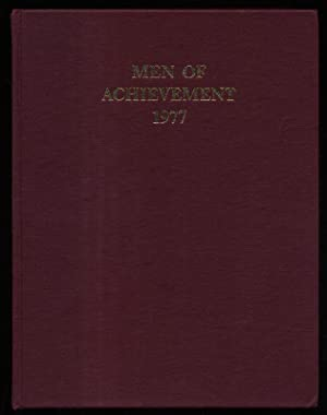 Men of Achievement. Volume Four 1977 (Band 4)