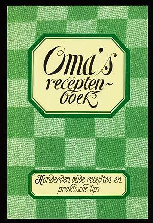 Oma's receptenboek.: Hageman-Boekee, Paulien und