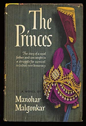 The princes, a novel.