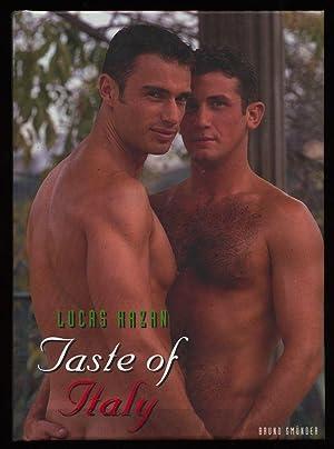 Taste of Italy.: Kazan, Lucas: