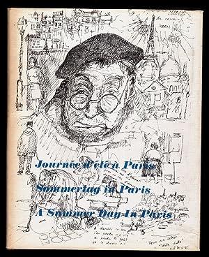 Sommertag in Paris - Journee d'ete a: Inconnu, Jean: