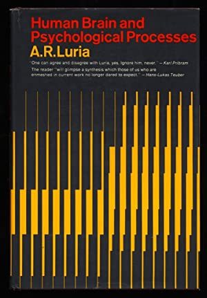 Human Brain and Psychological Processes.: Luria, A. R.: