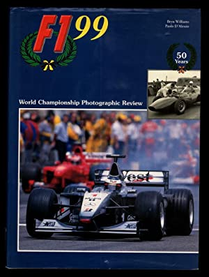 F1 '99 : World Championship Photographic Review. 50 Jahre Formel 1