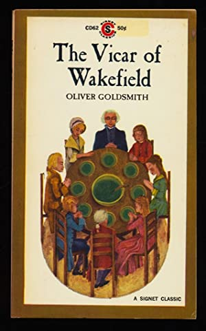 The Vicar of Wakefield.: Goldsmith, Oliver und