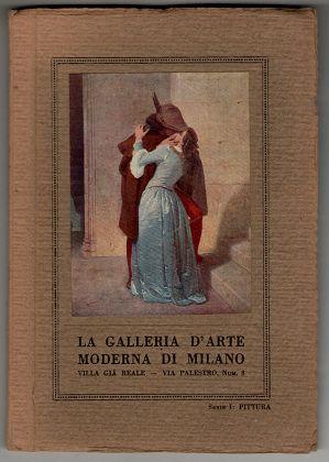 La Galleria d'Arte Moderna di Milano. Nel: Marangoni, Guido: