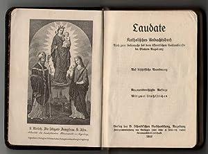 Laudate : Katholisches Andachtsbuch. Auch zum Gebrauche: Diözese Augsburg: