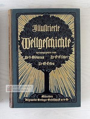 Illustrierte Weltgeschichte in vier Bänden - Band: Widmann, S.; Fischer,