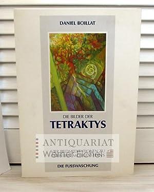 Die Bilder der Tetraktys. Vier Bildmeditationen zu: Boillat, Daniel; (Christian