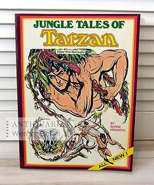Jungle Tales Of Tarzan -: Burne Hogarth; Edgar