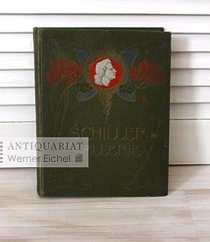 Schiller-Gallerie nach Original-Kartons von: Johannes Schmidt; F.