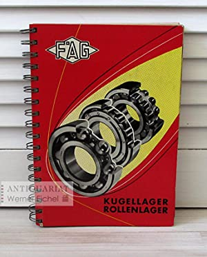 FAG - Kugellager Rollenlager - Liste 1600