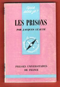 Les Prisons: LEAUTE Jacques