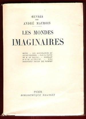 Les Mondes Imaginaires : Meïpe - Les: MAUROIS André