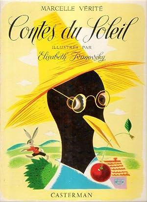 Contes Du Soleil: VERITE Marcelle