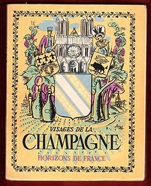 Visages de La CHAMPAGNE: CATEL Maurice ,
