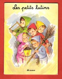 Les petits Lutins: LAGARDE Luce Andrée