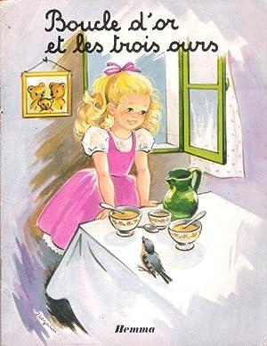 Boucle D'Or et Les Trois Ours: LAGARDE Luce Andrée