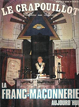 Le Crapouillot , Magazine Non Conformiste .: BOURDOISEAU Yannick ,