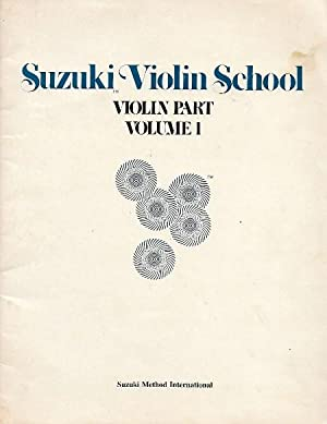 Suzuki Violin School . Violin Part - Volume 1