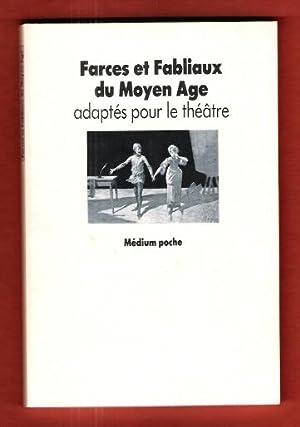 Farces et Fabliaux Du Moyen Age: BOUDET Robert ,