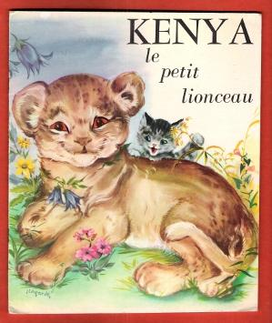 Kenya: LAGARDE Luce Andrée