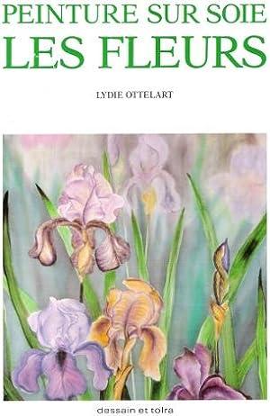 Peinture Sur Soie : Les Fleurs: OTTELART Lydie