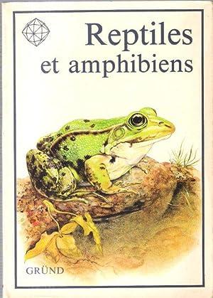 Reptiles et Amphibiens: LANKA Vaclav ,