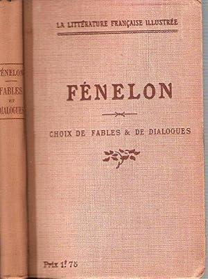 Choix De Fables &( et ) De: FENELON , Archevêque