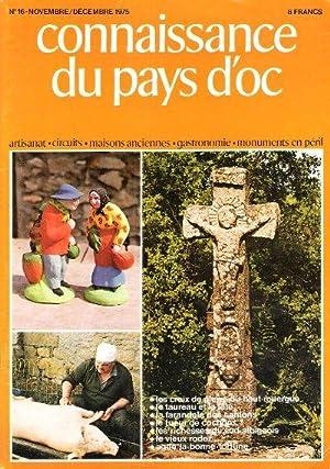 Connaissance Du Pays d'Oc . N° 16: Collectif