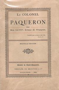 Les Gloires de la France chrétienne au 19 eme - Frederic Ozanam ( Société St-Vincent de Paul) et le Colonel Paqueron Md946568351