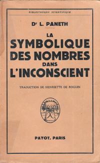 La Symbolique Des Nombres Dans L'inconscient: PANETH , L