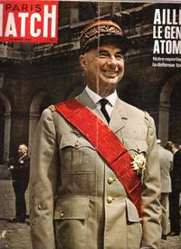 Paris Match N° 989 . 23 Mars 1968 . Ailleret Le Général Atomique . Prague . Bob Kennedy . La Légion...