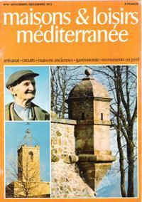 Maisons & Loisirs Méditerranée . N° 6: Collectif