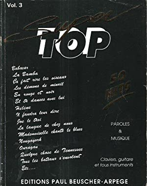 Super Top Volume 3 : 50 Hits . Paroles & Musique