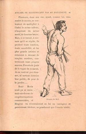 Le Maître ( La Vie D'un Artiste ): MEAULLE Fortuné Louis