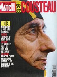 Paris Match Spécial Cousteau 28 Juin 1997: Collectif