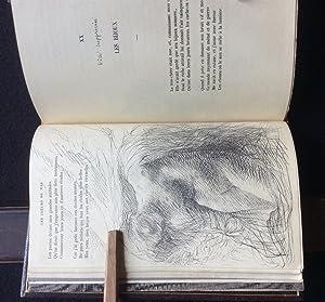 Vingt-sept poèmes des Fleurs du Mal de: BAUDELAIRE, Charles;