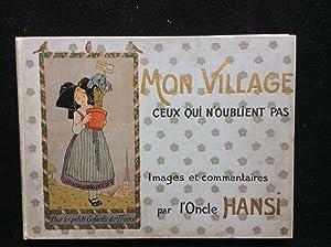 Le Paradis tricolore. Petites villes et villages: HANSI, J.J. Waltz,