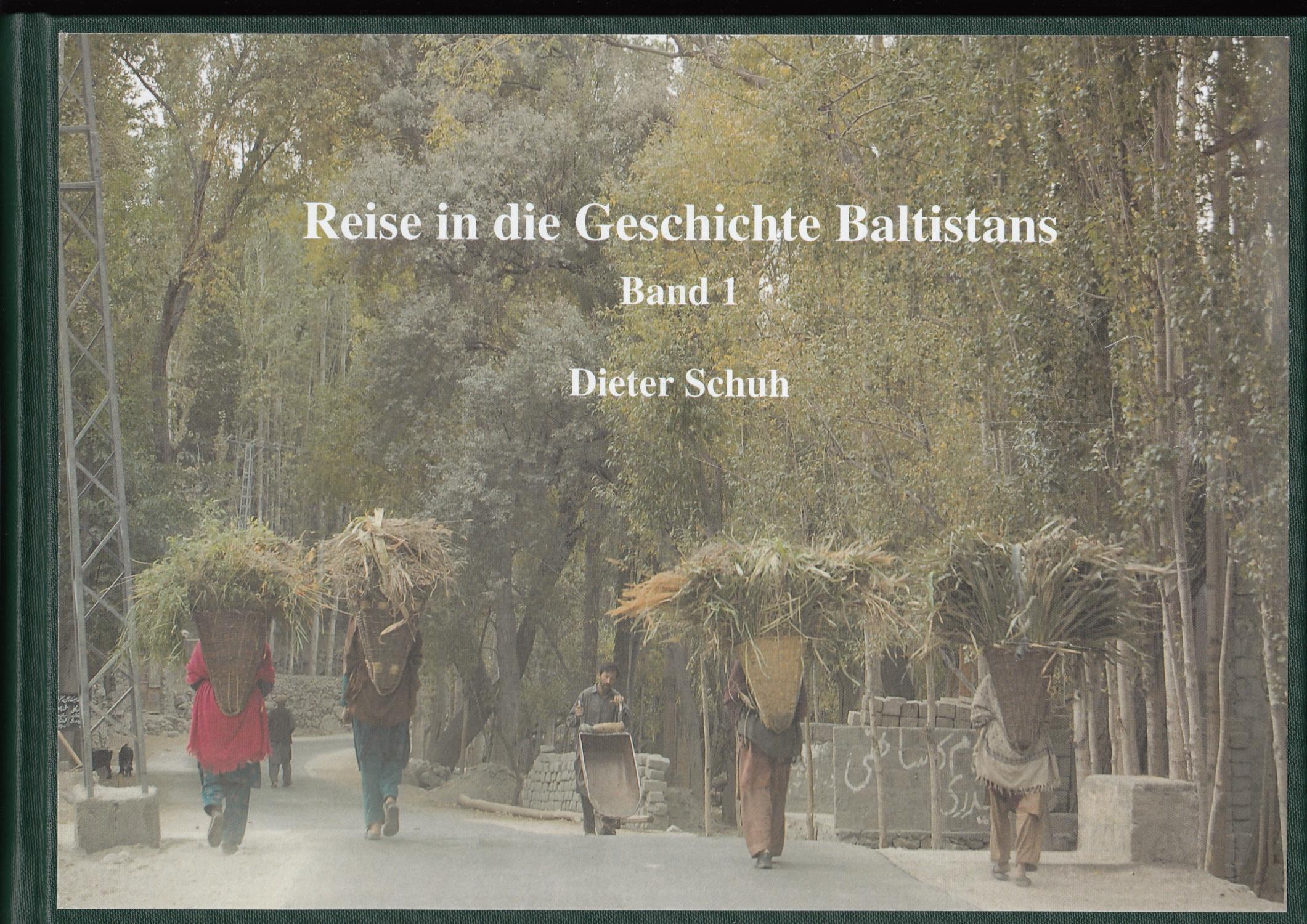 Reise in die Geschichte Baltistans